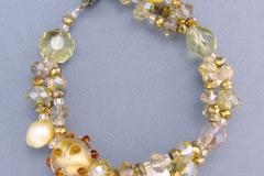 Bling Bracelet - pcnk2 - WirednTwistednStoned