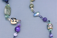 The Monet Necklace - WirednTwistednStoned