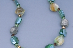 Little Italy Necklace 1 - $100.00 - WirednTwistednStoned