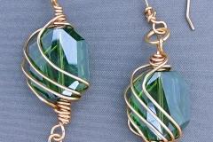 Little Italy Earrings - WirednTwistednStoned