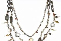 Pirates' Treasures Necklace - WirednTwistednStoned
